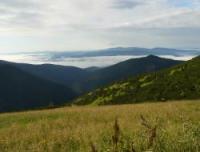 Nízkými Tatrami od východu na západ