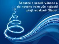 Šťastné a veselé Vánoce a do nového roku vše nejlepší