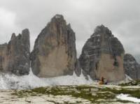 Expedice Dolomity 2011