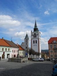 Město Vimperk a Sudslavická naučná stezka