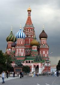 Moskevské zajímavosti 1