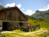 Letní toulky údolím Sportgastein – rakouské Alpy