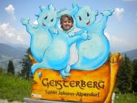 Alpendorf, Geisterberg - zábavní park pro rodiny s dětmi, Salzbursko