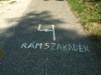 Maďarská soutěska Rám, pohori Pilis