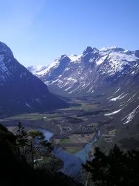 Norsko 2011 - československá expedice