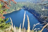 Jezerní hora, Svaroh a Ždánidla, zapovězené cíle Šumavy
