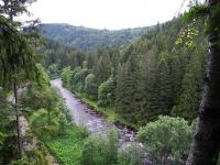 Toulky nad zlatonosnými šumavskými řekami