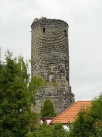 Nejenštejn: zřícenina Jenštejn a zámek Ctěnice