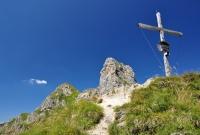 Vysokohorská turistika v Hohe Tauern, Pinzgau, Kitzbüheler Alpen l.