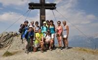 Vysokohorská turistika v Hohe Tauern, Pinzgau, Kitzbüheler Alpen lll.