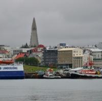 Island, část I.: Reykjavík