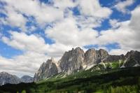 Dolomity - San Pellegrino lll.