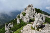 Hory Slovenska: lll. Zpět do Roháčů na Sivý vrch, Nízké Tatry - Krakova hol'a a Ďumbier
