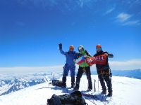 Mont Blanc 2016 - Francouzská výzva