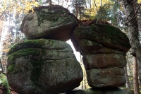Podzimní putování po šumavských tisícovkách