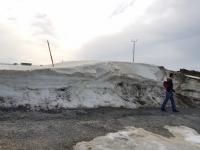 Großer Arber - za posledním sněhem na nejvyšší vrchol Šumavy