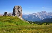 Dolomity - Cortina ďAmpezzo II.