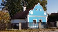Zbudovská Blata - selské baroko