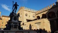 Středověká města střední Itálie - Bologna a Arezzo