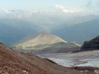 Cesta z města. Na Kavkaz.