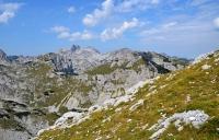 Montenegro, příběh hor l. NP Durmitor