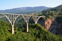 Montenegro, příběh hor ll. NP Biogradska gora, NP Lovčen