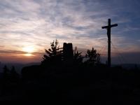 Novými turistickými přechody na Roklan a Luzný