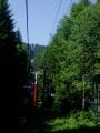 Kleť, 1 083m vysoká hora, je matka bdící nad svými dětmi z podhůří. Alespoň takhle nějak k ní odjakživa vzhlíží občané českobudějovicka, pro které Kleť tvoří hlavní šumavské panorama.A protože pro lenivější, nebo méně zdatné, slouží dnes již historická lanovka, je o návštěvnost postaráno. Provoz lanové dráhy byl zahájen již 1.7.1961 a lanovka je hezky pomalá a jednosedačková.