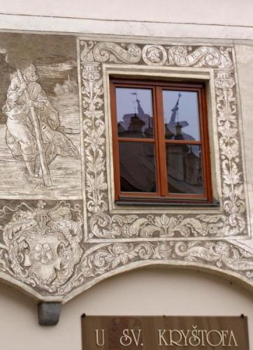 Bohatství městu zajistil už král Václav IV, který ustanovil, že veškeré zboží přivážené z Bavorska do Čech, či do Bavorska vyvážené, musí projít Prachaticemi.