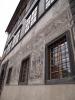 V letech 1570-1571 byla vystavěna na náměstí renesanční radnice a to na místě předpokládaného rožmberského zámečku. Na stavbě se podíleli vlašští stavebníci a její výzdobu prováděl malíř Jan Březnický. Jednalo se o stavbu zcela vyjimečnou již ve své době. Významná je zejména výzdoba vztahující se náměty k soudnictví. Malba byla provedena metodou chiaroscura a je jedinou tohoto druhu ve městě.