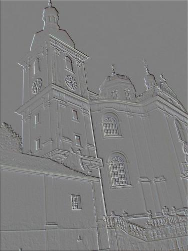 DOBRÁ VODA Obec též nazývána Vilíkova Hora. Do r. 1855 spojena s Hojnou Vodou, r. 1564 objeven léčivý pramen, v 16. a 17. stol. zde byly lázně. R. 1706 postavena kaple, r. 1715 poutní kostel Nanebevzetí Panny Marie, barokní centrála na eliptickém půdorysu. Od r. 1708 společná farnost s Hojnou Vodou. Matriky od r. 1706. Farář sídlil původně v Hojné Vodě (a Dobré Vodě kaplan), od r. 1712 sídlili faráři v Dobré Vodě (Hojná Voda se oddělila jako samostatná farnost r. 1855.) V letech 1940 - 1941 spravováno ze St. Pölten, v letech 1942 - 1945 z Lince.
