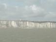 Bílé útesy s majákem