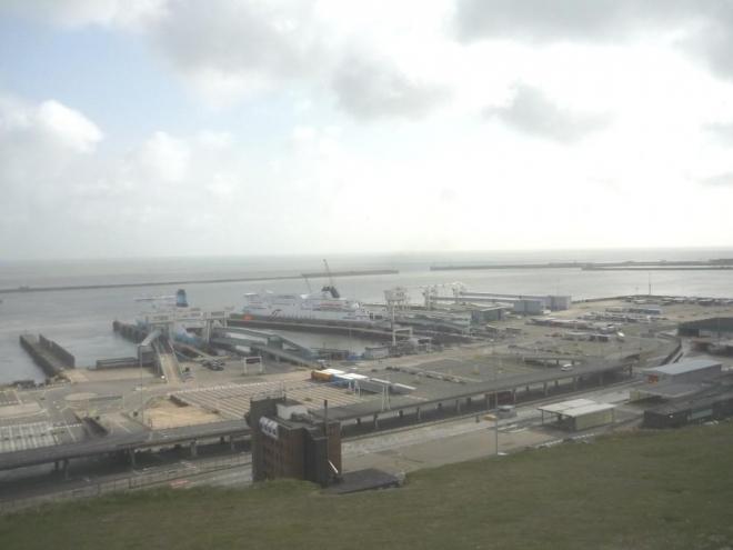Doverský přístav