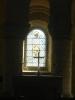Okno v kapli