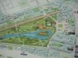 Mapa St. James parku