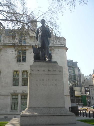 Památník Abrahama Lincolna