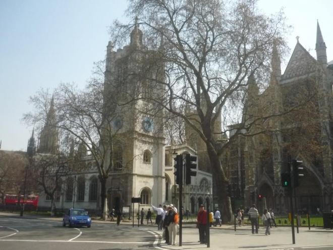 Kostel St. Margaret´s