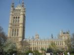 Westminsterský palác alias budovy Parlamentu