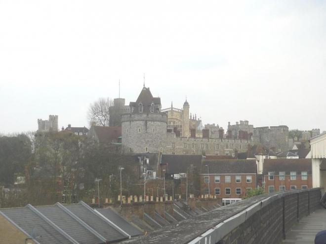 Letní sídlo královny - Windsor
