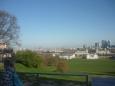 Pohled na netypický Londýn