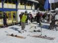 Naše lyže a Petr