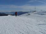Šlápoty po lyžích...