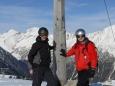 Vrcholovka na neznámém vrcholu v Jochtalu