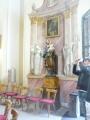 V kostele
