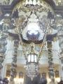 Hlavní oltář z jiného pohledu