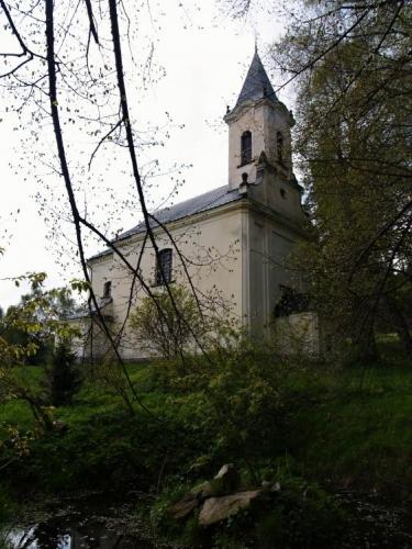 Svatá Maří Magdalena je kostel v nebi. Alespoň tak ho lze vnímat a spatřit z mnohých míst u Křišťanova a Zbytin. Je zde opravdu krásná vyhlídka a svatý klid.