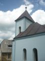 Kostel v Humpolci u Sušice