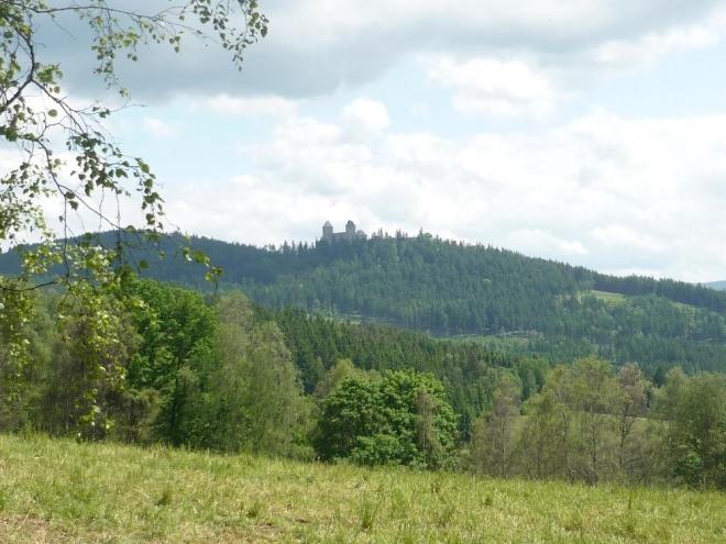 Kašperk na kopci