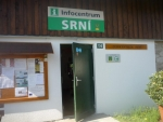 Infocentrum v Srní