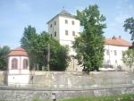 Zámek v Horažďovicích